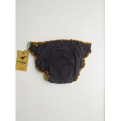 Black period panty back view